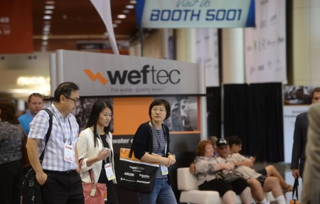WEFTEC Attendees