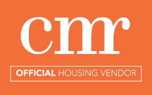 CMR - the only official WEFTEC Housing Agency