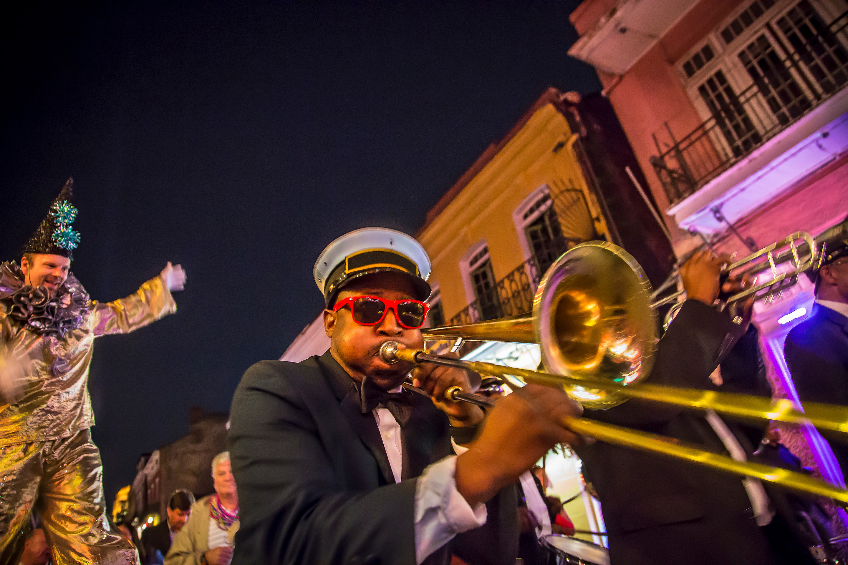 Photo by Todd Coleman courtesy of the New Orleans Convention and Visitors Bureau